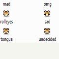 Hamster Emoticons