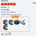 Inventario en Display - SMF 2.0