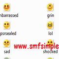 Softs Emoticons