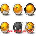 Yolks Gifs Emoticons