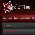Blood & Wine Theme 2.0.X
