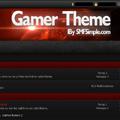 Gamer Theme